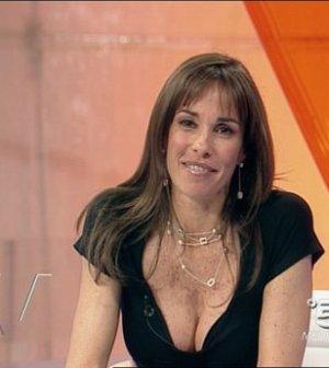 Cristina Parodi a Verissimo su Canale 5