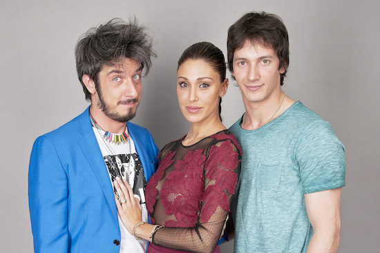 Belen, Ruffini e Costantini