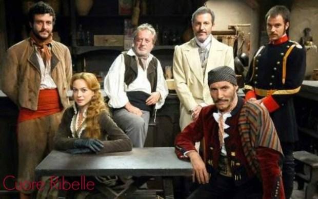 Cuore Ribelle su Canale 5
