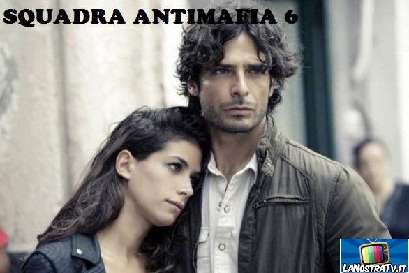 foto serie tv squadra antimafia