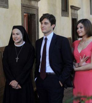 Suor Angela, Guido, Nina