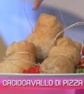 foto caciocavallo di pizza