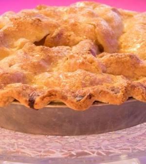 foto apple pie