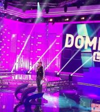 foto Domenica Live studio