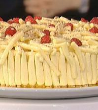 foto torta boccoli Sal De Riso