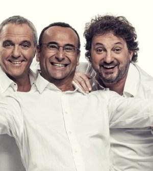 Conti, Panariello e Pieraccioni a L'Arena di Giletti: Le rivelazioni