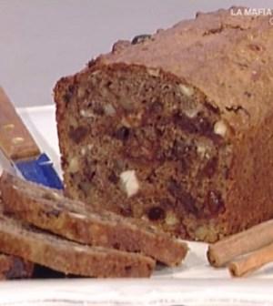 Natalia Cattelani, La prova del cuoco: ricetta bran cake