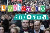 """""""L'Abbraccio Informa"""" anche a San Valentino"""