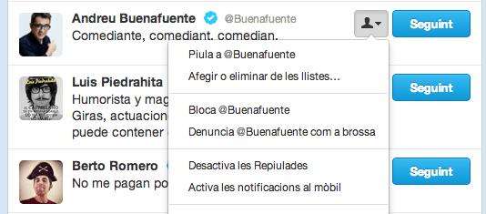 Twitter La Panoramica