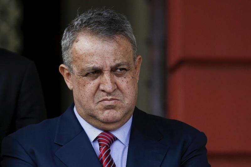 El ministro de Petróleo de Venezuela, Eulogio Del Pino (REUTERS/Carlos Garcia Rawlins/Archivo)