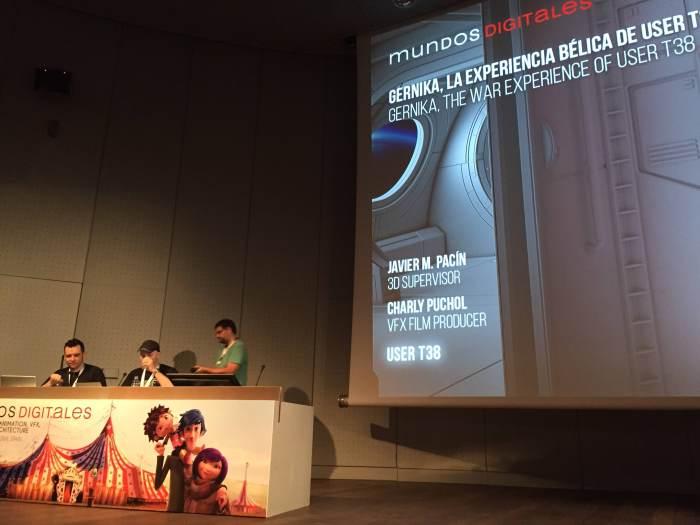 Javier Pacín y Charly Puchol en Mundos Digitales