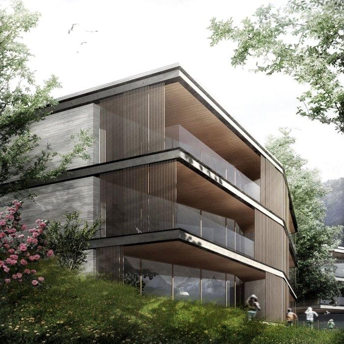 Housing Weggis by Visual Army