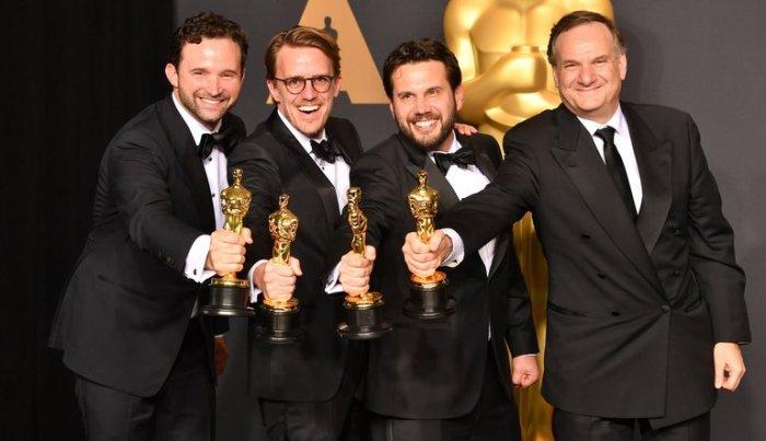 'The Jungle Book' ganó el Oscar de Mejores Efectos Visuales de 2017