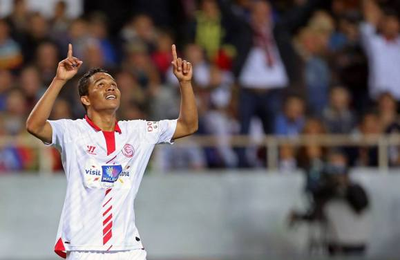 La emotiva carta de despedida de Bacca al Sevilla FC