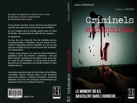couverture Criminels ordinaires 2