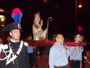 processione statua San Cetteo