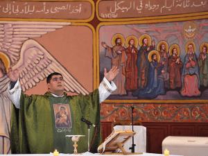 chiesa Sacra Famiglia Gaza