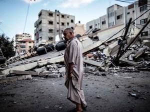 sfollati Gaza