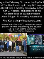 LapTopPublishing and The Word help IYG support LGBTQ
