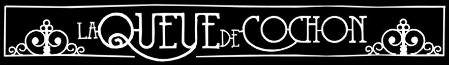 Logo La Queue de Cochon - Tignes .com
