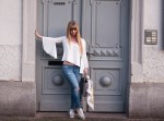 bell-sleeve-blouse-shabby-blogger-fashion-outfit-how-to-wear-ootd-heidelberg-used-jeans-michael-kors-budapester-schuhe2