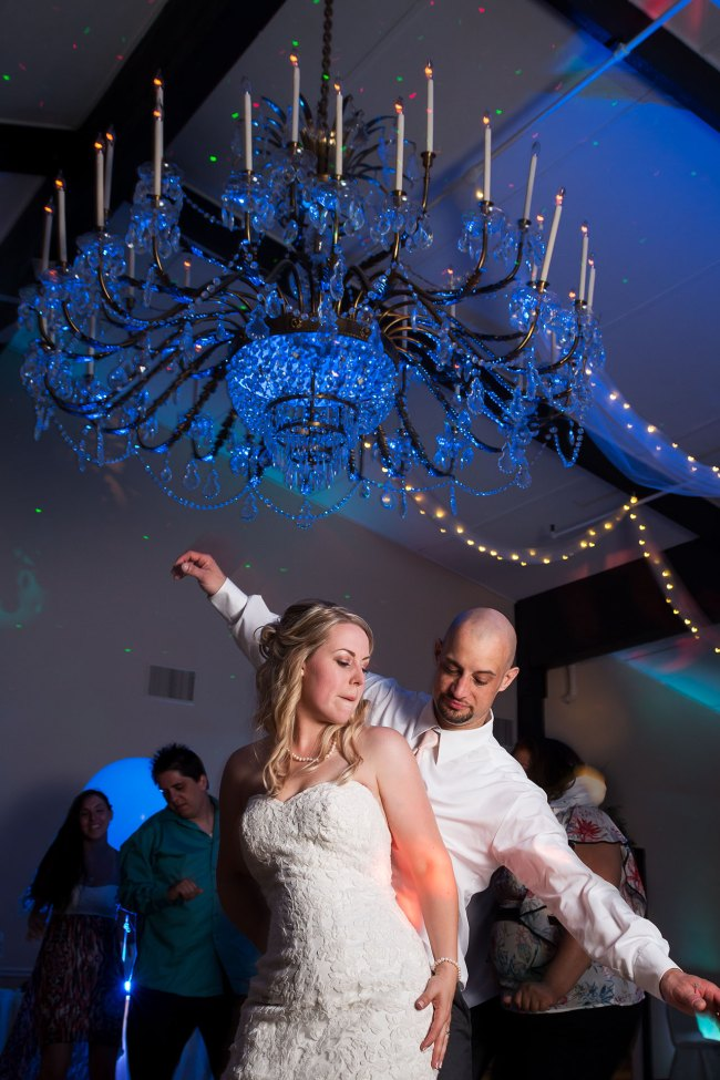 country club reception dancing wedding photography