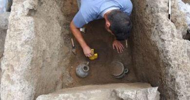 Pompei restituisce resti giovani in fuga