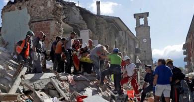 Terremoto, la New Dreams è vicina alle popolazioni colpite dal sisma
