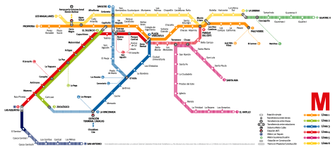 Mapa-linea6-metro-de-Caracas