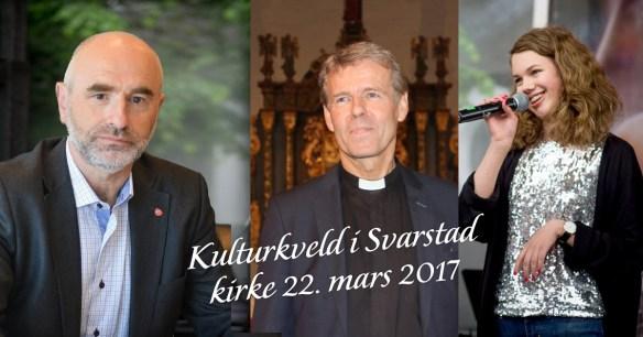Kulturkveld - Svarstad kirke 22.03.17