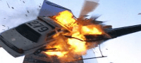 Exploding Helicopter