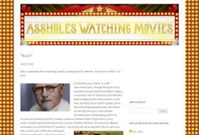 LAMB #1814 – Assholes Watching Movies