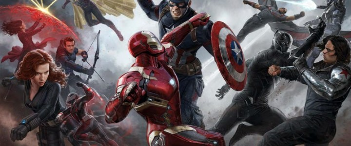 LAMBCAST #320 CAPTAIN AMERICA: CIVIL WAR