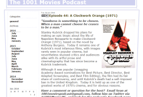 LAMB #1863 – The 1001 Movies Podcast