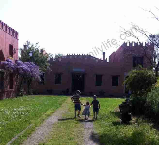 Villa Zadra Torreglia