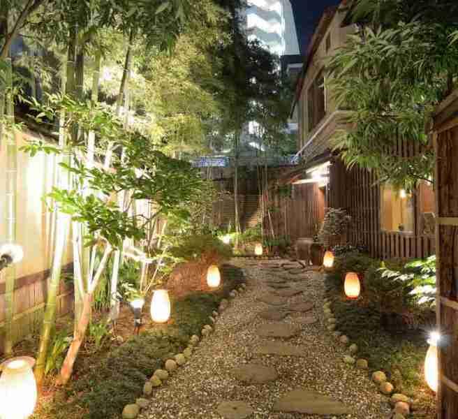 garden lighting 2