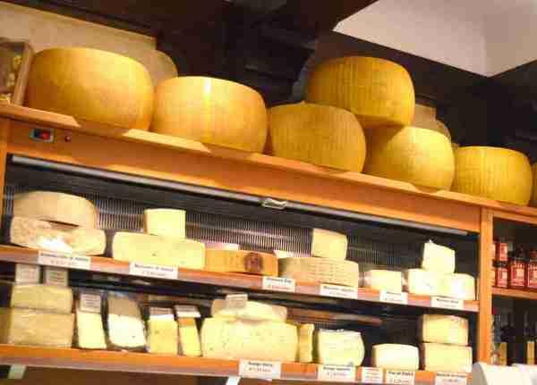 Cheese heaven!