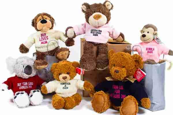 teddy bear say it with bears