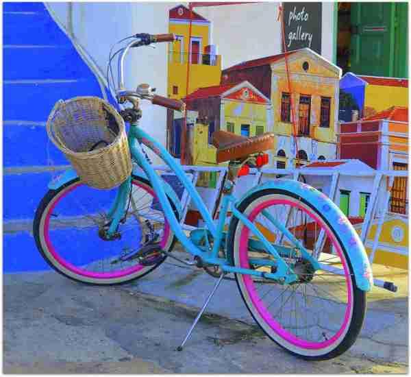 Symi bike