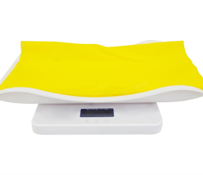 Electronic baby scale