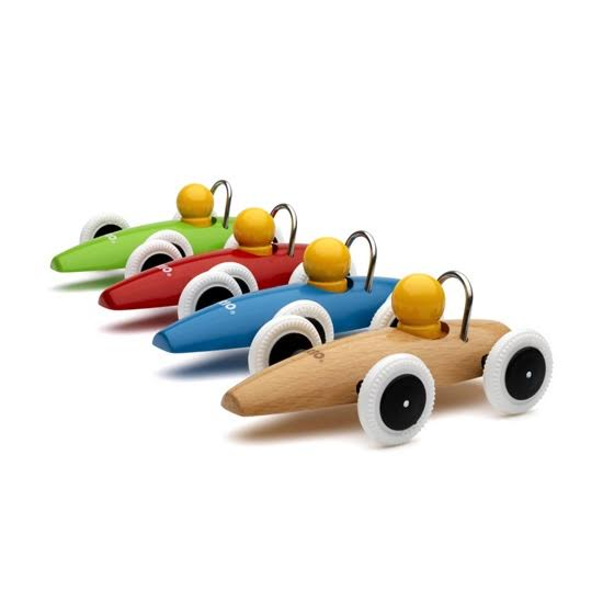 Traditional, durable, colourful fun with Brio