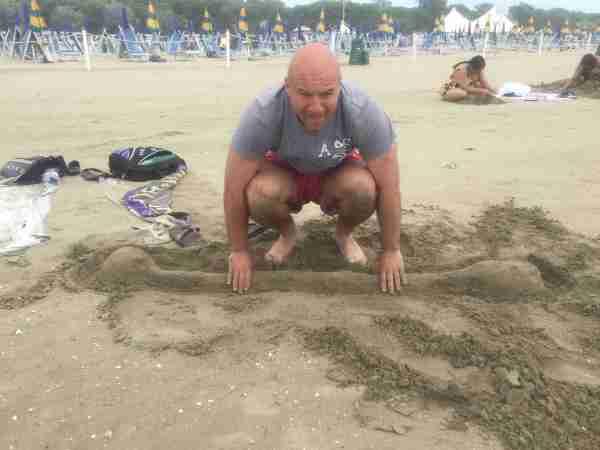 Jimmy sand
