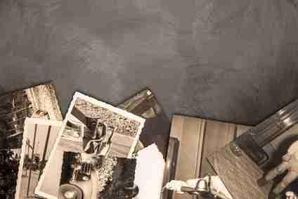fotografie vintage su texture grunge