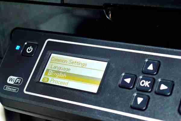 epson eco-tank 4500 printer