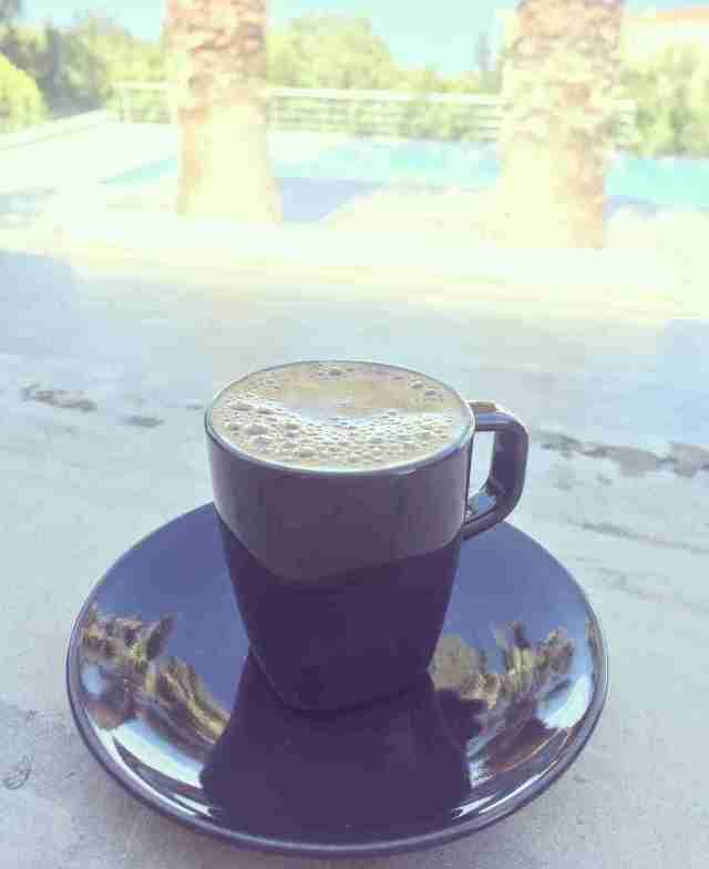 greek coffee villa anna maria