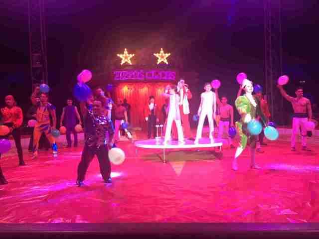 Zippos Circus LEGACY finale