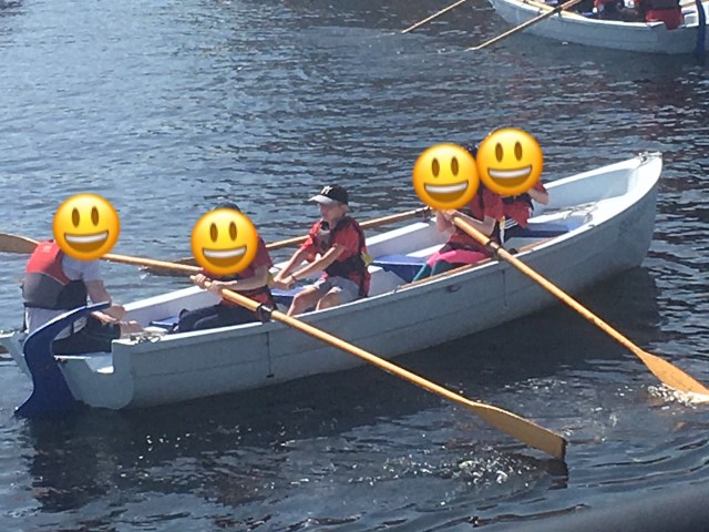 Paddy rowing regatta 3 June 2018