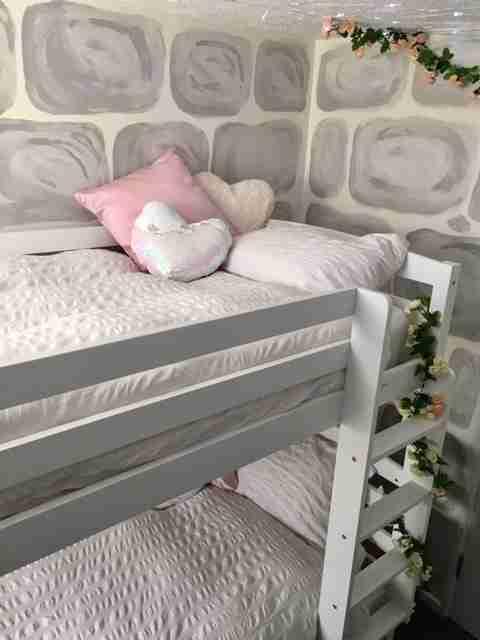 fantasy castle princess bedroom 3