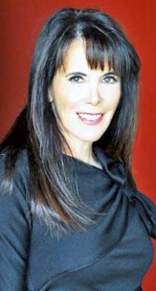 Cyber-dating expert Julie Spira