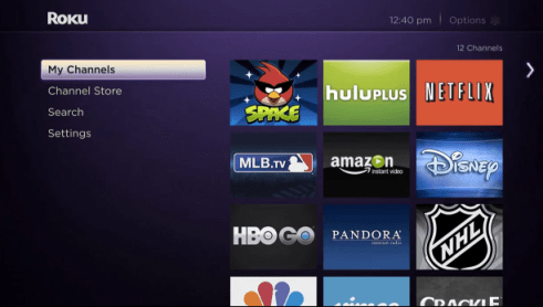 New Roku interface lets you search across channels